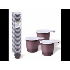 Чашка для кофе 0,18 л (50 шт)