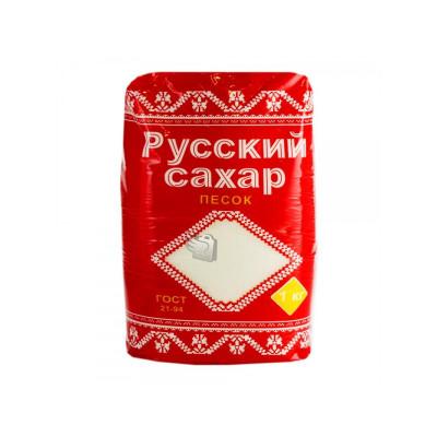 Купить Сахар-песок Русский сахар 1 кг