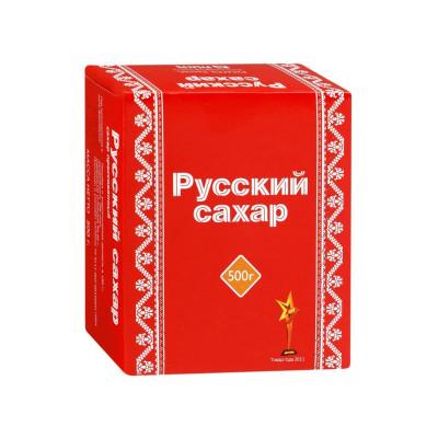 Купить Сахар прессованный Русский сахар 500 гр