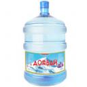 Доставка воды Аква-Домбай - сила гор для Вашего здоровья