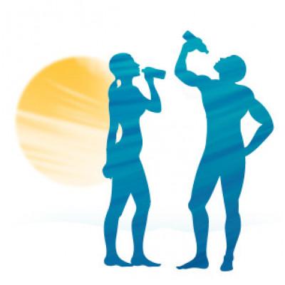 Питьевой режим дня