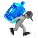 Доставка воды в выходные