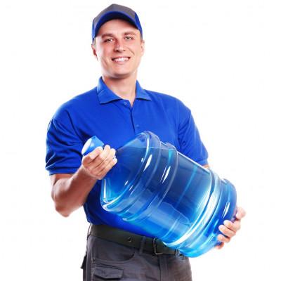 Заказ воды и оплата